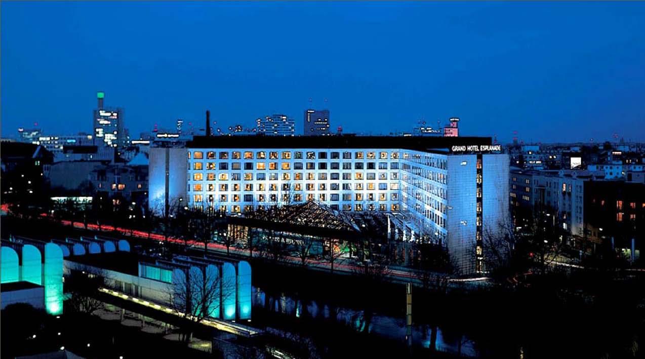 Grand Hotel Esplanade In Berlin Euromat